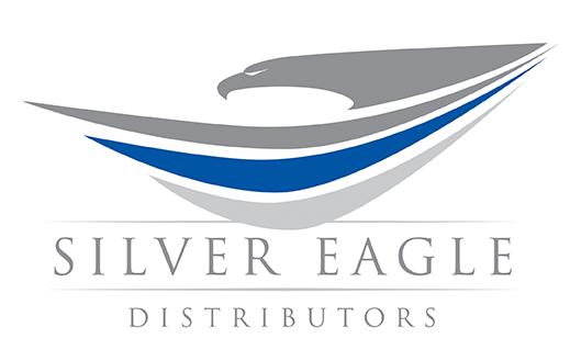 logo for Silver Eagle Distributors, Event Sponsor for the Houston Archives Bazaar 2017.